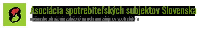 Asociácia spotrebiteľských subjektov Slovenska
